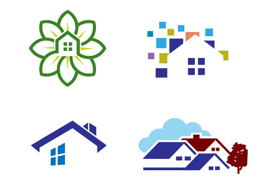 Negative Space Logos - Iowa City Web Design and Development - Maudience Marketing