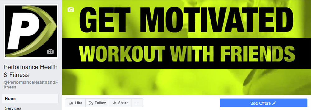 Facebook Cover Video Inspiration Performance Fitness