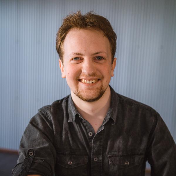 Jakob Garman - Maudience Frontend Developer