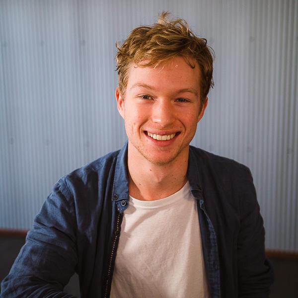 Skyler Knutzen - Maudience Videographer